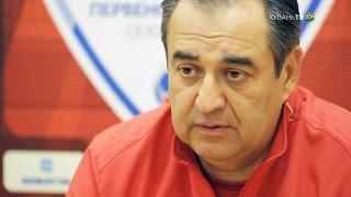 После матча: Хасанби Биджиев