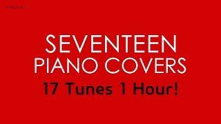 세븐틴 피아노 커버 모음 SEVENTEEN PIANO COVERS Vol. 1