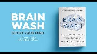 Brain Wash by David Perlmutter, M.D., and Austin Perlmutter, M.D. - Book Trailer