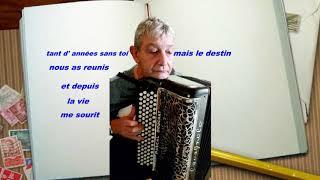 boléro de Jérôme richard , tant d' années sans toi