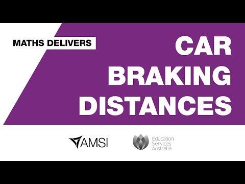 Braking Distances