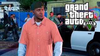 GTA 5 - Custom Clothing, Gas Stations & Convenience Stores (GTA V)