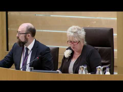 Ministerial Statement: Update on Named Persons - Scottish Parliament: 8th September 2016