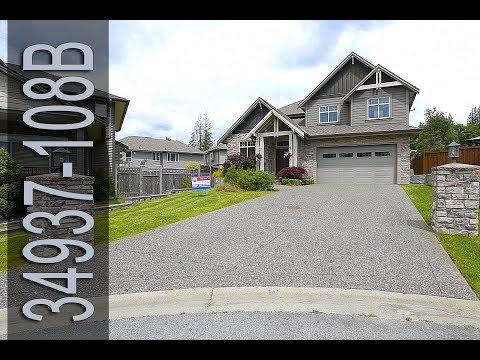Real estate video tour of 24937-108B, Maple Ridge BC