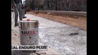 Impregnacja posadzki betonowej DST i nawierzchni dekoracyjnej PressBeton®