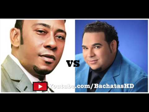 Anthony Santos VS El Chaval - Bachata MIX 2017 (Grandes Exitos)