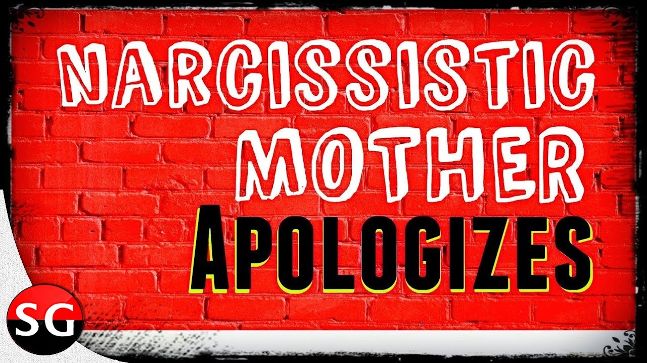 Narcissistic Mother Apologizes  Fauxpology