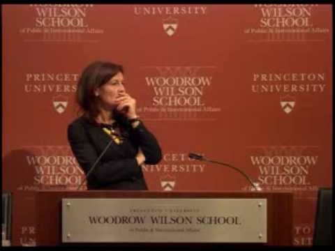 "Ngaire Woods - ""Why Question Global Governance in the 21st Century?"""