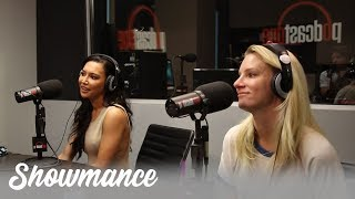 Who Said The Glee Quote? (ft. Heather Morris & Naya Rivera) | Showmance on the LadyGang Network