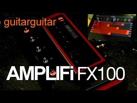 Line 6 Amplifi FX100 Multi Effects Pedal