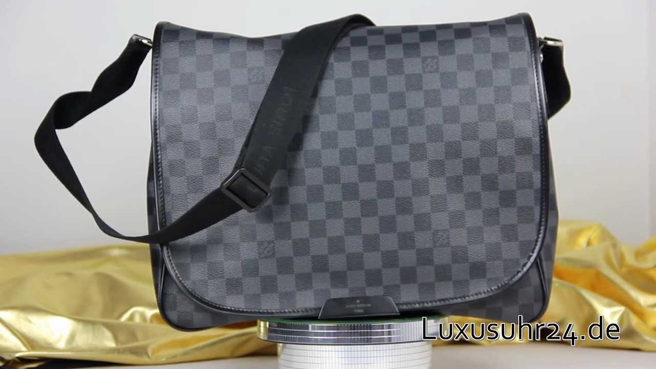 f92436b0053a Louis Vuitton Daniel MM N58029 Luxusuhr24 Ratenkauf ab 15 Euro Monat by  Luxusuhr24