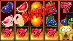 Играя 20 Super Hot ! (Плодова поредица)