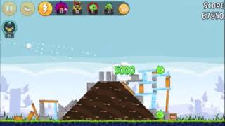 Angry Birds Classic Flock Favorites Level 2
