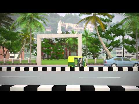 BRTS Bhopal MYBUS AV
