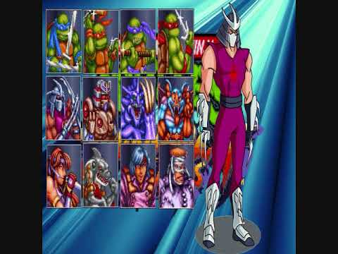 Tmnt Tournament Fighters Mikey Related Keywords