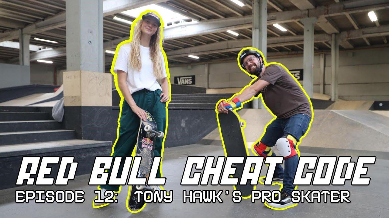 Pro Skater plays Tony Hawk's Pro Skater | Red Bull Cheat Code Episode 12