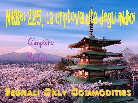 Stock Market trading: Nikkei 225, la criptovaluta degli indici azionari