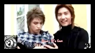 "YunJae moment #2 "" I love you U-Know"""