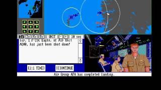 Harpoon 1989 [Amiga] - Tedious Retro Gamer