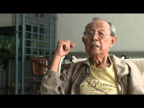 Pesan Terakhir Allahyarham Dato' Aziz Satar (1925-2014)