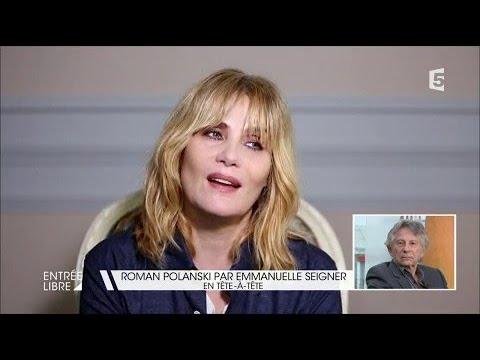 Dans la tête d'Emmanuelle Seigner