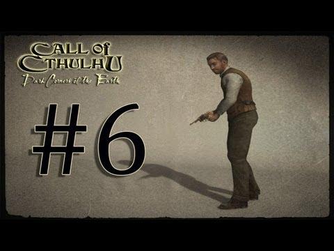 Call of Cthulhu - Episode 6 - Ninja Time