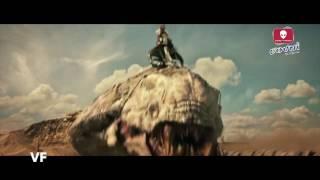PURE ACTION 🐍⚡️😮 GODS OF EGYPT. Scène Dragon Serpent. Brenton Thwaites, Alex Proyas