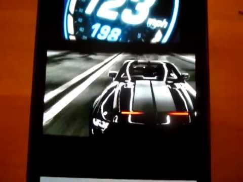 Knight Rider 2008 Android Live Wallpaper - YouTube