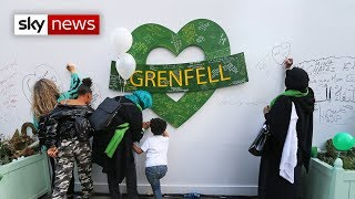 Grenfell Tower Fire: 2 years on