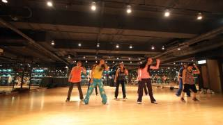 Boom Boom (Lip Lock) - Choreography by Satya Danz - mYoga Hong Kong