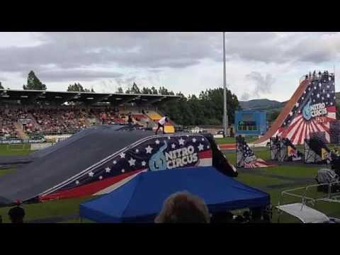 Nitro Circus Tallaght Stadium Dublin June 12, 2016