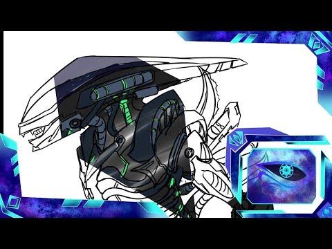 |MECHA| Robot-Xenomorph :SPEEDPAINT:(PART-1)