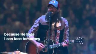 David Crowder  Band - God Sent His Son  Passion 2013