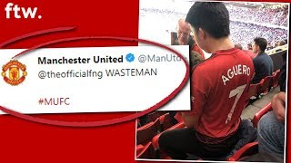 I WAS EXPOSED BY MANCHESTER UNITED (FTW)
