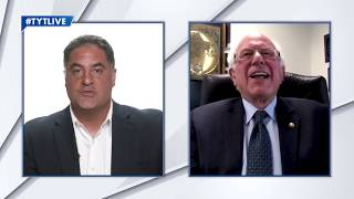 Bernie Sanders On Jeff Bezos Raising Minimum Wage