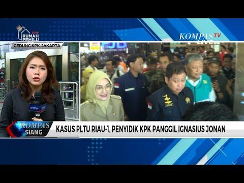 Penyidik KPK Panggil Menteri ESDM, Ignasius Jonan Terkait Kasus PLTU Riau-1