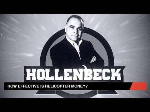 Helicopter Money To The Rescue