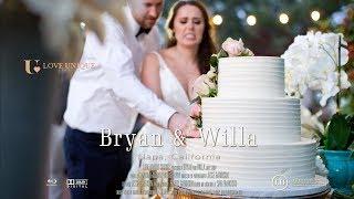 Silverado Resort and Spa Napa Wedding Video Highlight