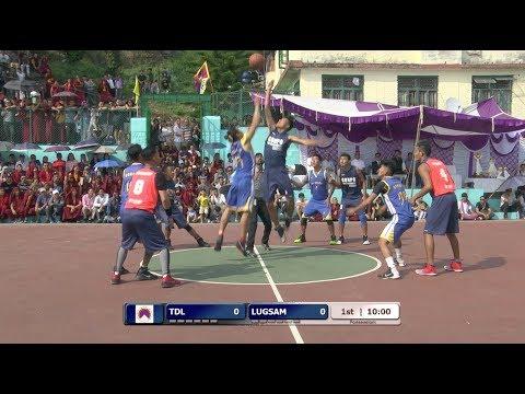 'Stop TB basketball tournament' - Final Match