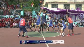 'Stop TB basketball tournament' - Final Match