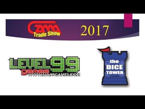 Level 99 Games at GAMA Trade Show 2017