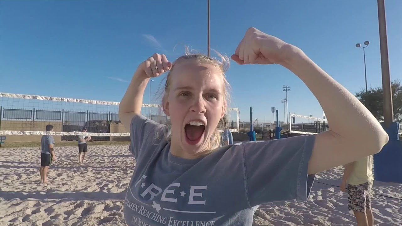 FREE Sand Volleyball Tournament for JDRF Hype Video