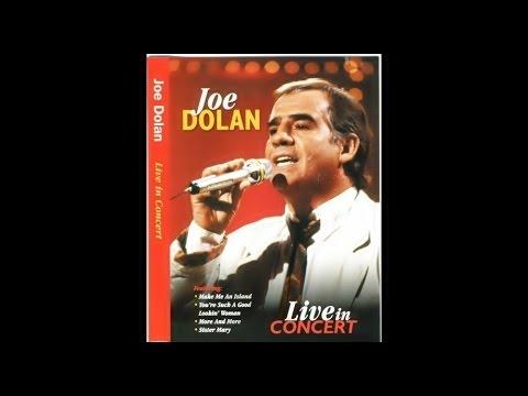 JOE DOLAN - Live in Concert (Belfast 1990)