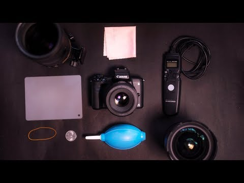 Top 5 Cheap Camera Accessories!