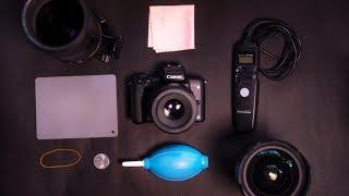 Top 5 Cheap Camera Accessories!