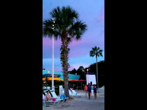 AllStar Music Resort Pool