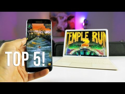 Top 5 Best Android Games! (Summer 2016)