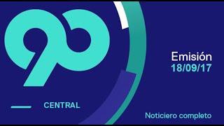 90 Central 18 de septiembre del 2017 Programa Completo
