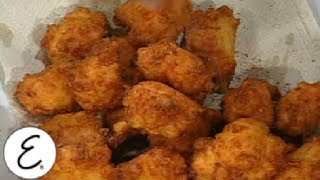 Emerils Cheddar Hush Puppies - Lets Kick it Up a Notch! - Emeril Lagasse