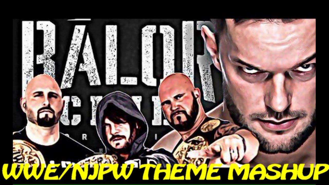 Finn Balor/AJ Styles/Bullet Club